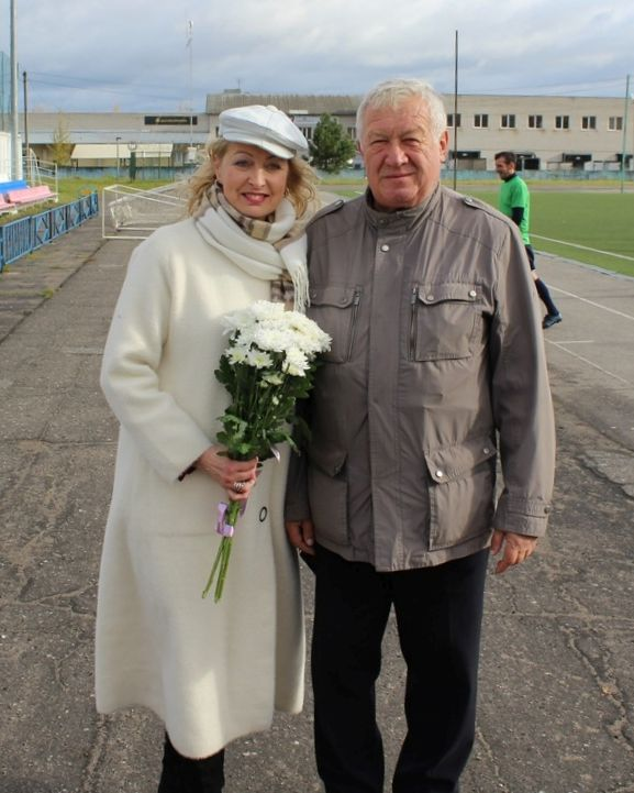 Г. Соколова и В. Лошкарёв