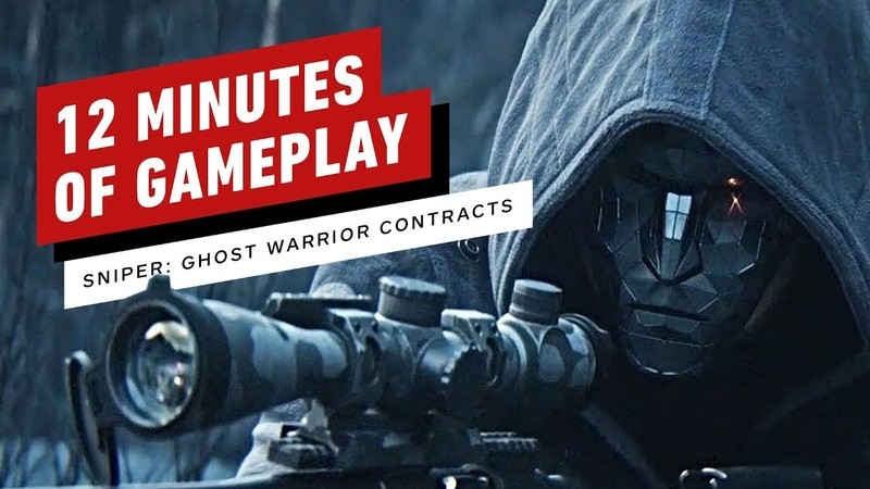 12 Minutes of Sniper: Ghost Warrior Contracts Gameplay
