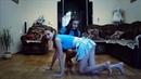 Йога челлендж от Насти и Кати - ПОЗЫ