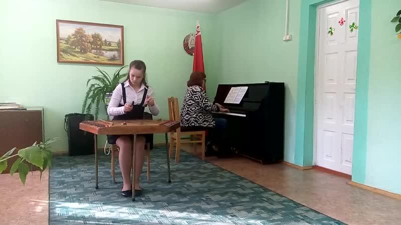 Новик Татьяна Мелодия Р Ловланд переложение Ю Бовбель