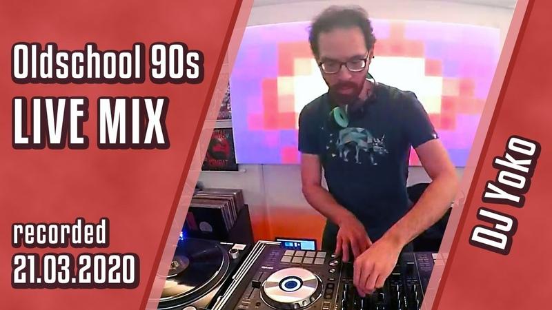 Oldschool 90s Mixfest LIVE 21 03 2020 90s Hard Trance Rave Happycore Early Hardcore Classics
