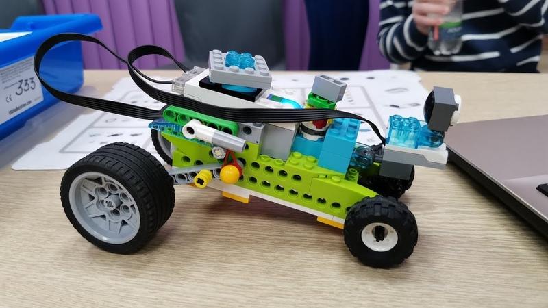 LEGO education WEDO 2 0 Baggy