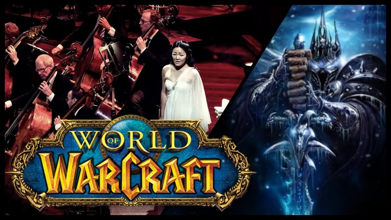 World of Warcraft - INVINCIBLE The Danish National Symphony Orchestra (LIVE)