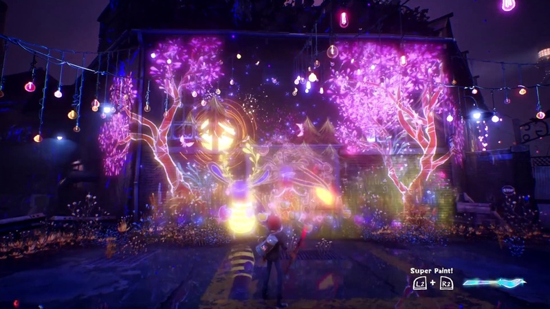 Concrete Genie gameplay - the prettiest game on PS4?