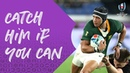 Player Focus Cheslin Kolbe's stand out performance for South Africa