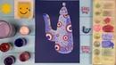 АЛФАВИТ для малышей от А до Я Буква Ч Рисуем АЛФАВИТ Буквы Урок рисования для детей
