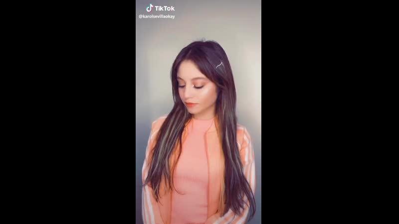 Nuevo video Karol en TikTok