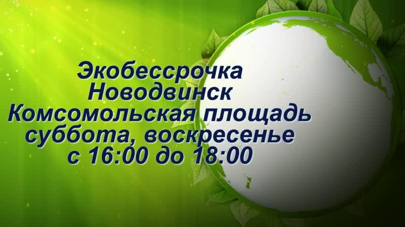 Экобессрочка Новодвинск