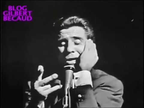Gilbert BECAUD L'enterrement de Cornelius 1962 г