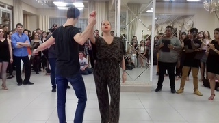 Jack&Jill Intermediate,  Андрей Коротаев и Анастасия Чернова , Spring Zouk Fest 2019,