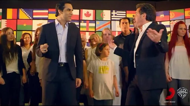 Thomas Anders Modern Talking ft Omid We are One official video 2013
