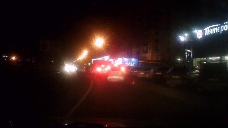 Авария в Астрахани на Приволжском затоне. 09.10.2019 г.,
