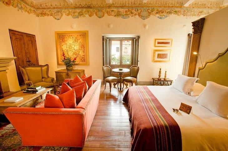 Лучшие отели мира от Soul Travel Inkaterra La Casona (Перу), изображение №3