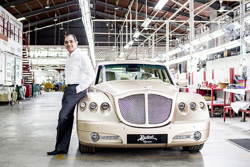 Богатые люди должны отказаться от Mercedes в пользу Bufori, изображение №2