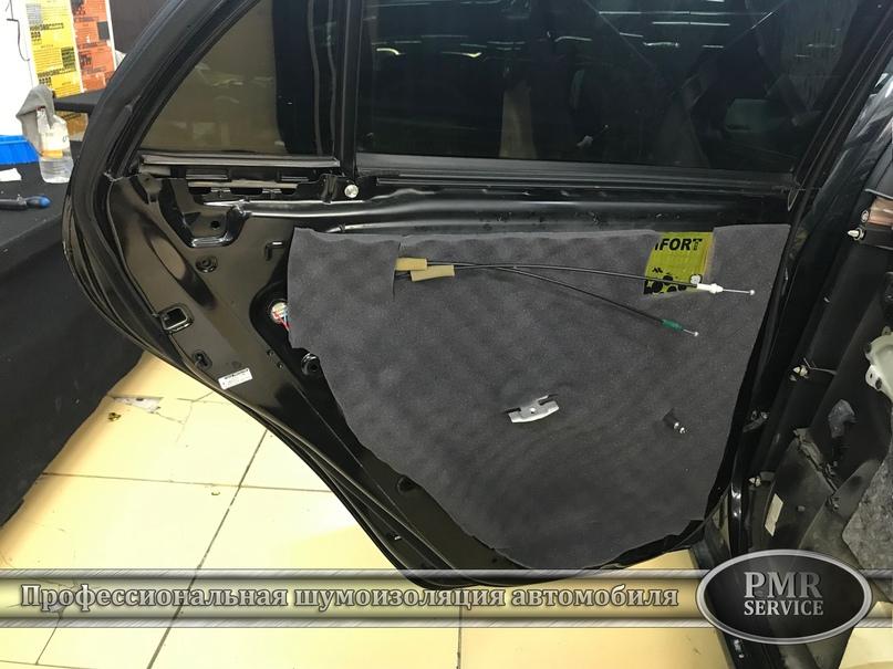 Шумоизоляция Toyota Corolla, изображение №11