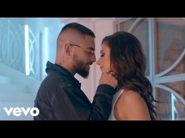 Maluma Nicky Jam No Puedo Olvidarte Music Video