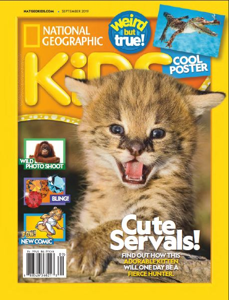 National Geographic Kids USA 09