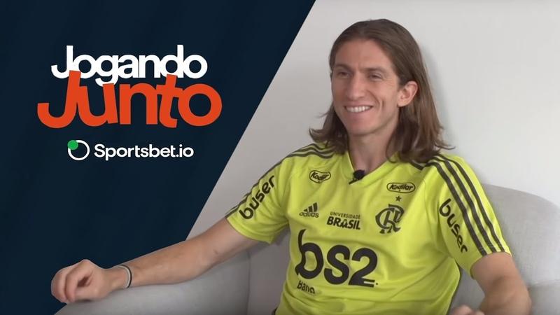 Filipe Luís, Pablo Marí, Vitinho, Everton Ribeiro e Rodrigo Caio como vocês nunca viram!