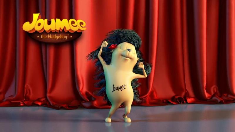 Funny dance from Joumee The Hedgehog! » Freewka.com - Смотреть онлайн в хорощем качестве