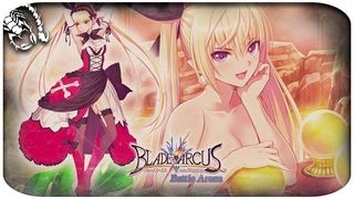 BLADE ARCUS from Shining - Story Mode - Misty
