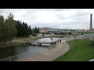 Развитие общественных пространств Татарстана (1 часть)