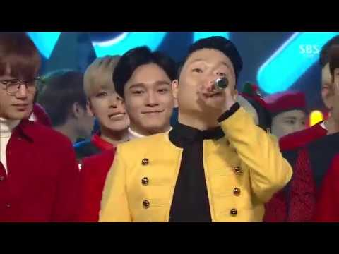 PSY - ``'DADDY'' Ft.CL of 2NE1 [Live @ 1220 SBS Inkigayo : NO.1 OF THE WEEK] | PULOGADUNG48.TV