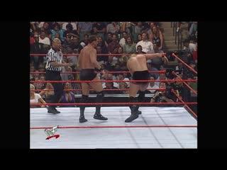 Wwf raw is war 17.05.1999 - test vs meat