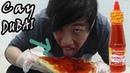 Ăn Bánh Pizza Siêu Cay Phong Cách DuBai