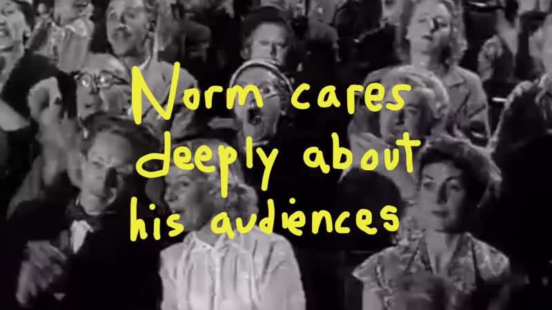 Норм Макдональд комедийный гений
