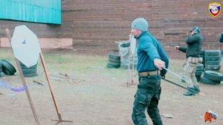 Шашка vs Пистолет, сравниваем несравнимое