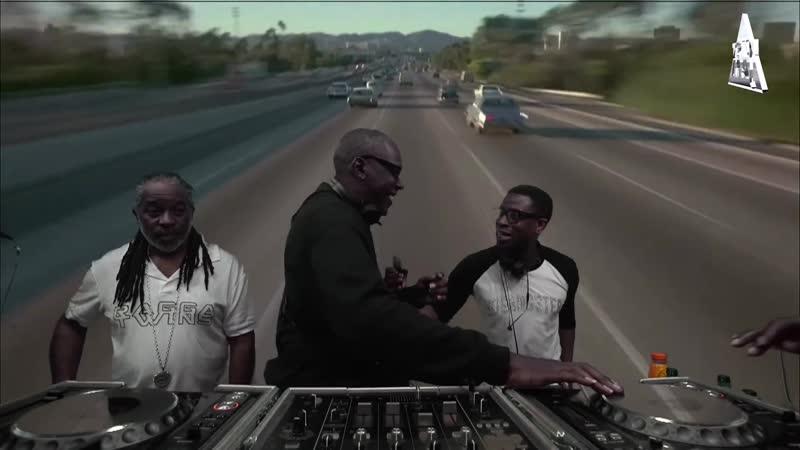 JUST JAM DJ RON FRIENDS DJ BROCKIE, KENNY KEN, FUNKY FLIRT, MC DET, SHABBA D, SKIBBA D _ RAGGATWINZ