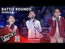 Kurt, Johnrey, Ian - Believer   Battle Rounds   The Voice Kids Philippines Season 4