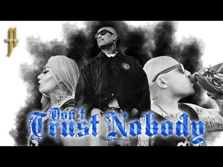 """DON'T TRUST NOBODY"" , MISS LADY PINKS, PRANX CRAZYBOY (Official Music Video)"