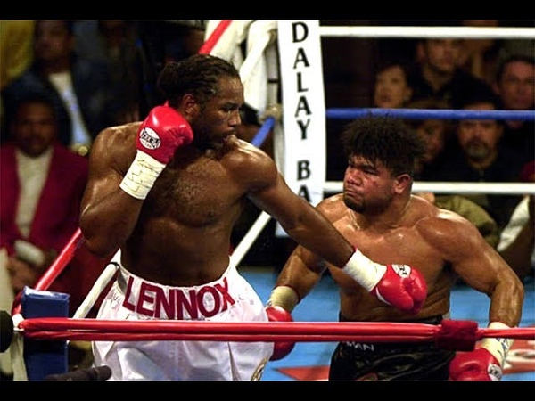 Lennox Lewis vs David Tua - Highlights (Lewis OUTCLASSED Tua)