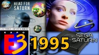 01 - E3 1995 - Выступление SEGA (Видео съемка ручной видео камерой)