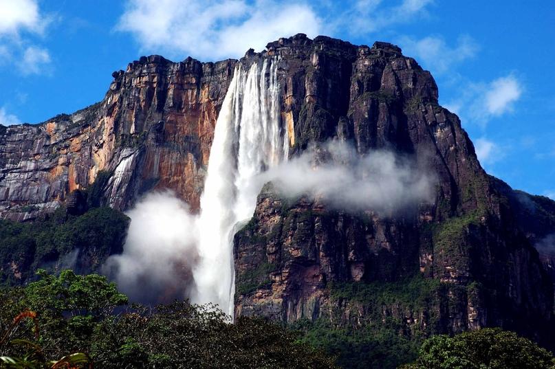 Водопад Анхель, Венесуэла, изображение №3
