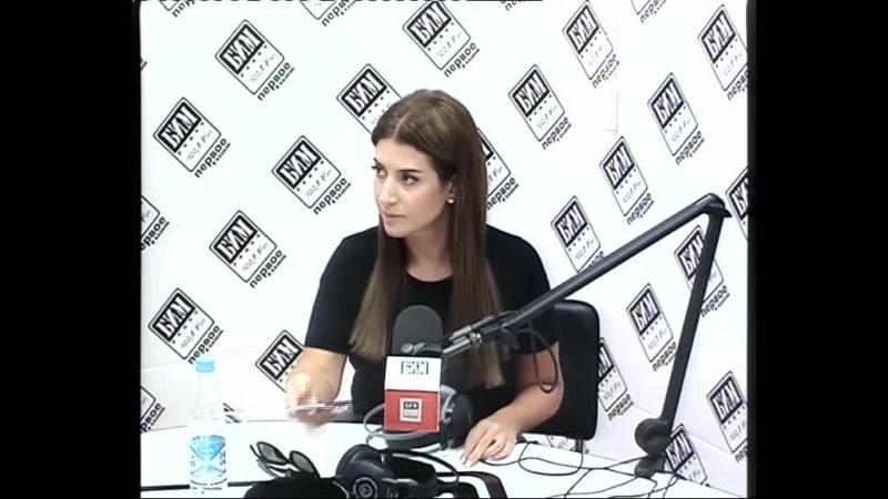 В гостях у БИМ радио певица Жасмин