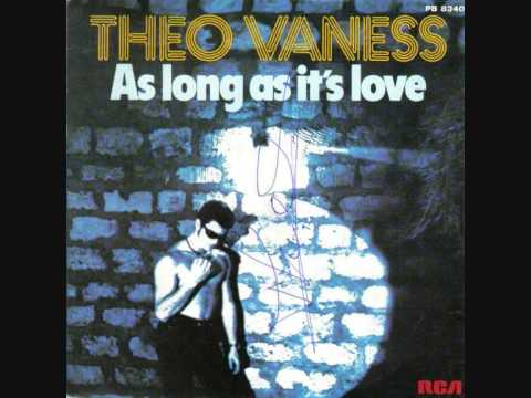 Theo Vaness-As Long As It's Love (1979)