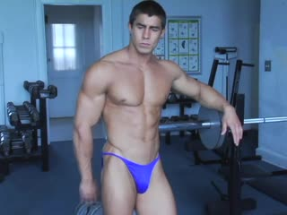 [480]  Ruben G #2 (Pumping Muscle) (Wrestling)