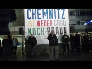 Tim K.  Chemnitz  Im Osten wird es beginnen!
