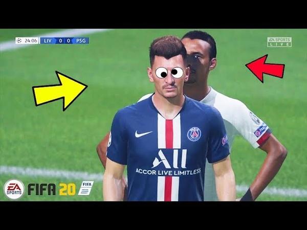 FIFA 20 FAILS Funny Moments 1 Demo Random Fails Bugs Compilation