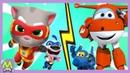 Том Погоня Героев vs Супер Крылья Джетт и его Друзья.Какая Команда Спасателей КручеИгры с Героями