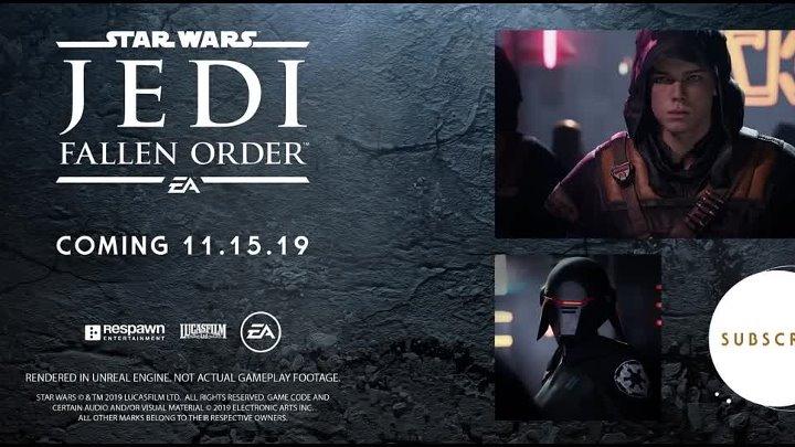 Улучшена под мощные консоли - Respawn рассказала об особенностях Star Wars Jedi Fallen Order на PS4 Pro и Xbox One X