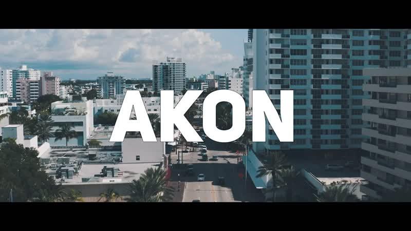 Akon - Cant Say No [OKLM Russie]