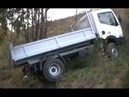 Nissan Cabstar 4x4 Pere Maimi Conversion