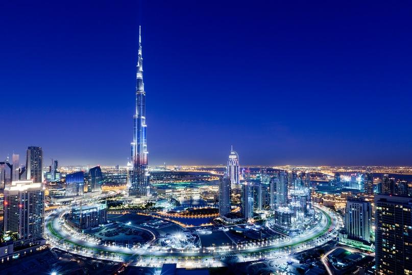 ТОП самых высоких зданий мира, изображение №1