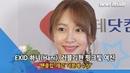 "[NI영상] EXID 하니(Hani), 러블리한 핑크빛 여신 ""팬클럽 '레고' 덕분에 수상"""