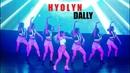 KCDF 2019 RUSSIA HYOLYN 효린 Dally 달리 by PartyHard 파티하드