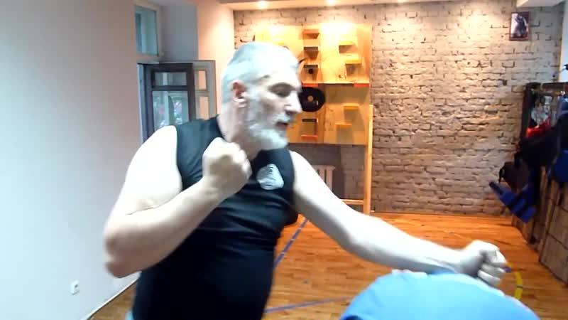 Wing Chun Вин Чун Фошань в Новосибирске