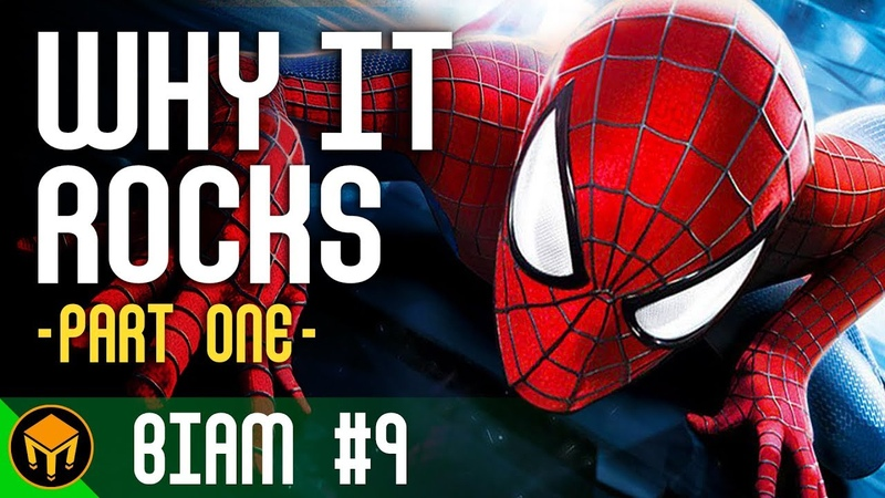 The Amazing Spider Man 2 BETTER Than You Remember PART 1 BIAM 09